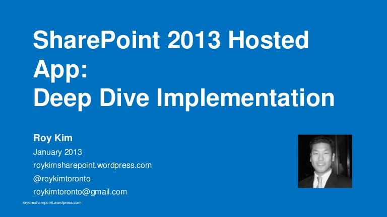 4theluvofsharepoint – ivan sanders embed a powerpoint.