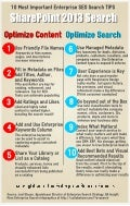 10 Most Important Enterprise SEO Search Tips