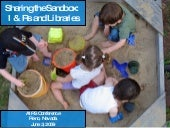 Sharing The Sandbox