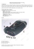 Shaver camera user guide (ey shaver005)