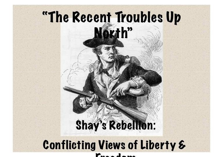 Shays Rebellion Definition