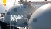 Shell launches LNG Outlook 2018