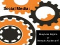 Social Media: Busyness Engine or Network Accelerant