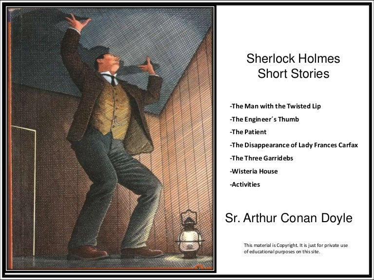 sherlock holmes differences in story to Yes, there are some differences but after all sherlock (bbc) is also based on the arthur conan doyle books there are not many of them the main difference is that bbc has modernized sherlock holmes.
