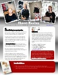Sherri Henley One Sheet - Speaker. Author. Trainer