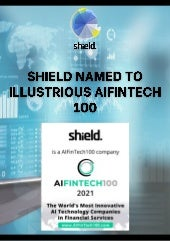 Illustrious AIFintech 100 - Shield Compliance Monitoring Solutions