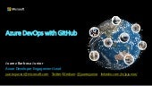 Shift Remote: DevOps: Devops with Azure Devops and Github - Juarez Junior (Microsoft)