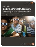 Immersive Experiences - Retailing in the Fifth Dimension