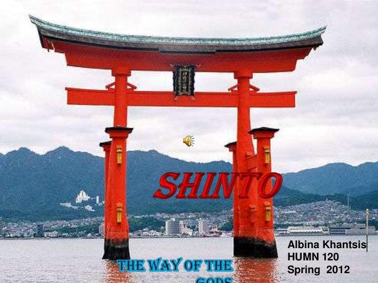 Shinto - Shinto religion