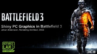 Shiny PC Graphics in Battlefield 3