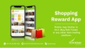 Shopping reward app - Item Exchange Platform like OLX (Buy/Sell/Trade)