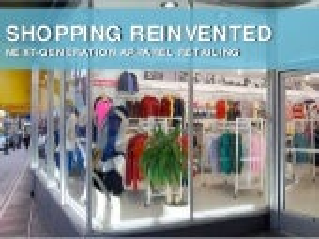 Shopping Reinvented: Next Generation Apparel Retailing