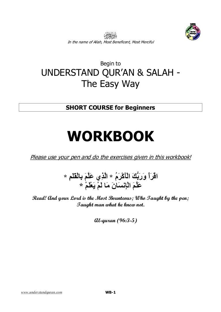 Workbooks paso a paso 1 workbook : Short course workbook