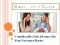 Same Day Loans - A Simple Help With Lots Of Advance Cash