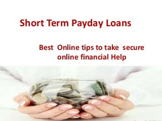 How many payday loans can you have in washington state image 5
