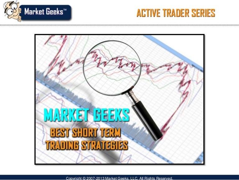 Short Term Stock Trading Strategies - Trading With Oscillators
