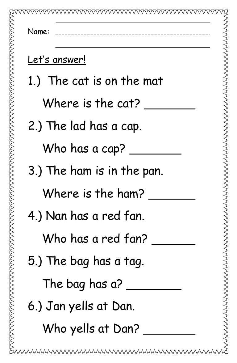 worksheet Short Vowel Sentences Worksheets shortvowelsentences 170515103855 thumbnail 4 jpgcb1494844933