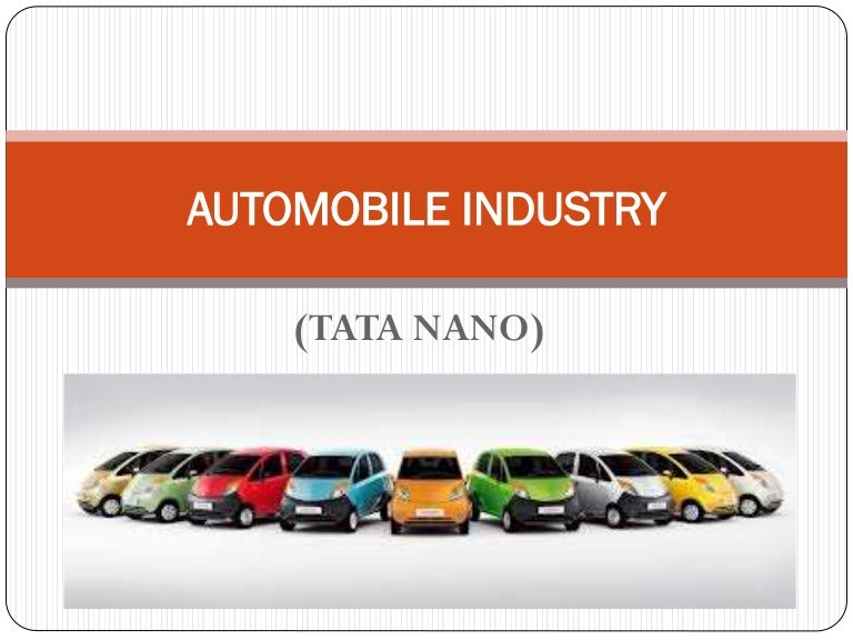 Scm system of automobile industry asfbconference2016 Choice Image