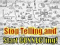 Stop Talking...Start Connecting! reEnerging the HUMAN element in Human Resources!