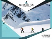 Kees and Clair Hut Grand Opening - Spearhead Huts Society