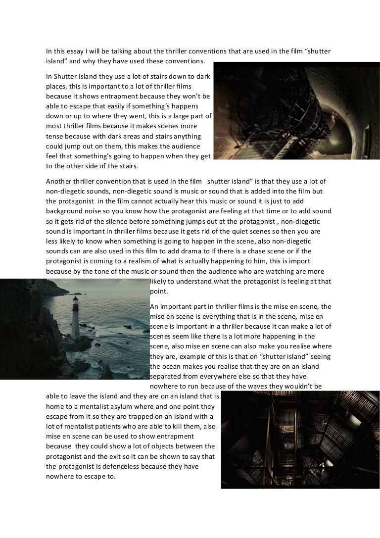 shutter island essay