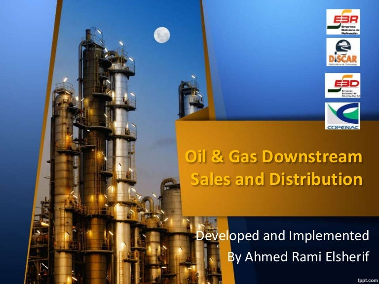 OIL and Gas - Sales and Distribution System