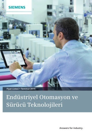 Siemens Otomasyon 2015 Fiyat Listesi