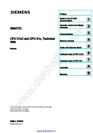 Siemens s7 300-400-hb-cpu31x_c_und_cpu31x_e