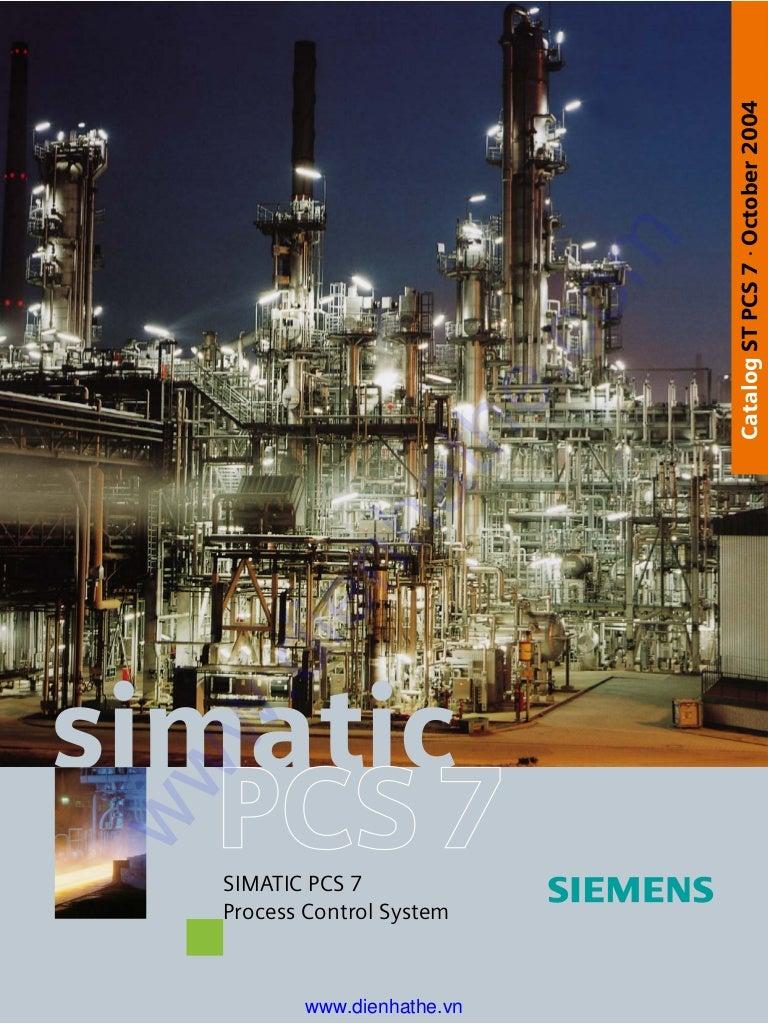 Siemens simatic simatic pcs 7 5