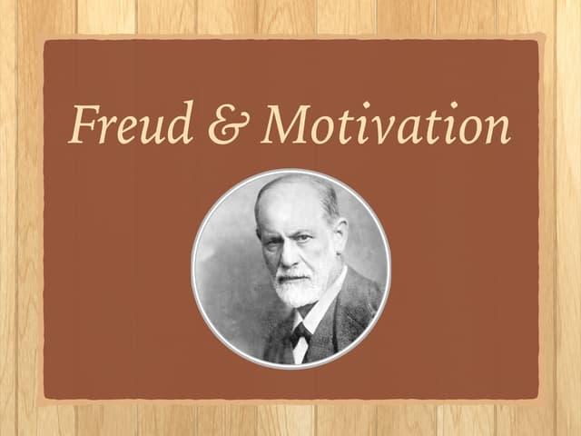 Sigmund Freud Part 1