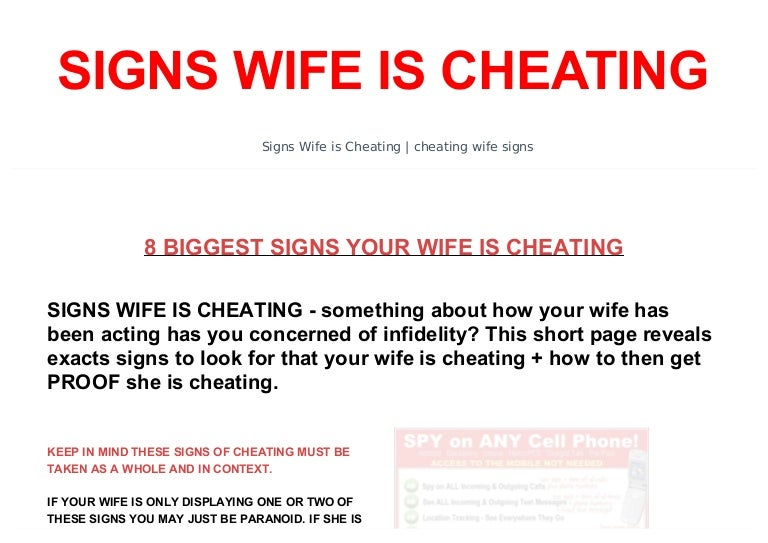 10 ways to tell if your girlfriend is cheating