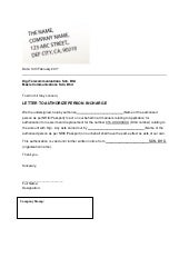 Company sim card authorization letter complete spiritdancerdesigns Choice Image