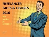 Freelancer facts and figures 2016