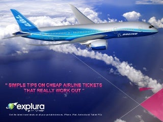 really cheap cheap airline tickets