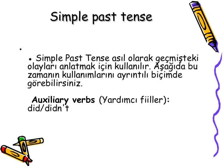essays on current topics in past tense The present perfect tense the present perfect tense is made up of : 1 has / have + past participle (active form) 2 has / have + been + past participle (passive form) present perfect tense is used: 1 to refer to a recently / newly completed action.