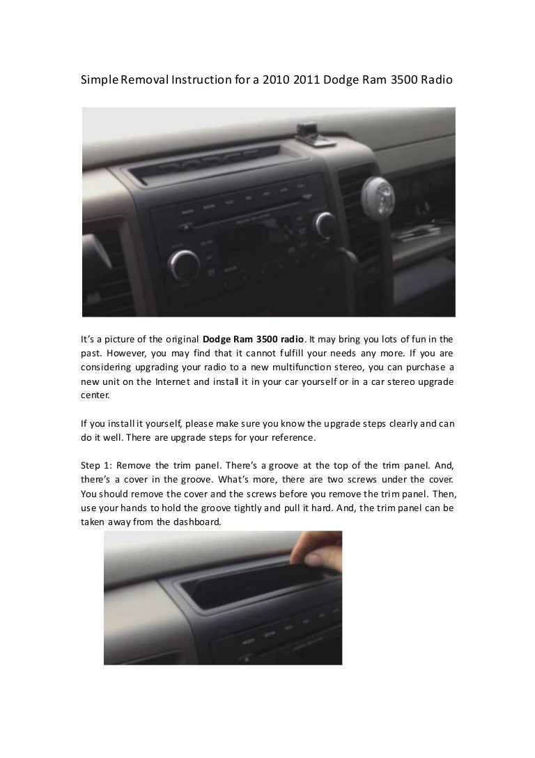 simpleremovalinstructionfora20102011dodgeram3500radio-150504064435-conversion-gate01-thumbnail-4.jpg?cb=1430739900