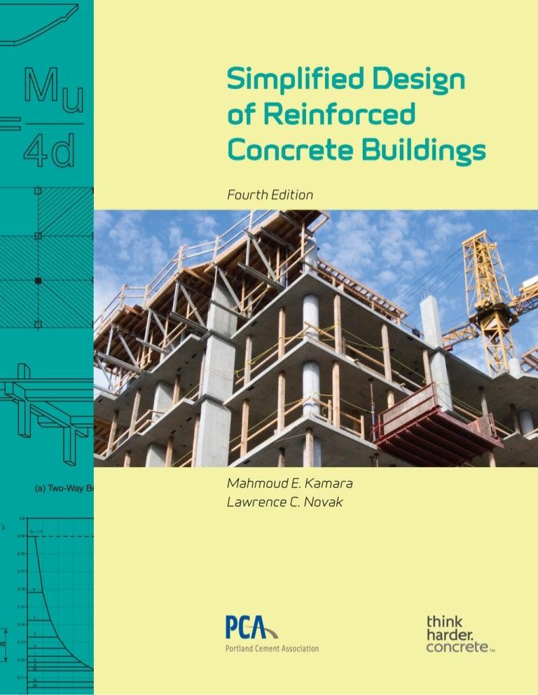 simplified design of reinforced concrete buildings rh slideshare net Pressure Sewer Design Manual Sample Engineering Design Manual