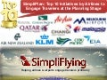 SimpliPlan: Top 10 Initiatives by Airlines to Engage Travelers at the Planning Stage