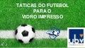 """11º Simpovidro Abravidro - Palestra de Vitor Hugo Farias (UBV) - """"Táticas do futebol para o vidro impresso"""""""