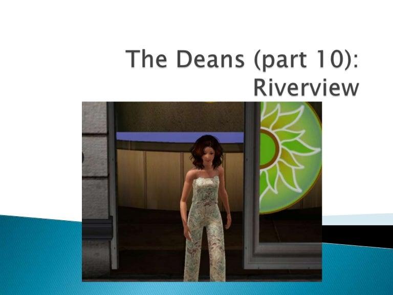 Sims 3 The Deans (part 10)