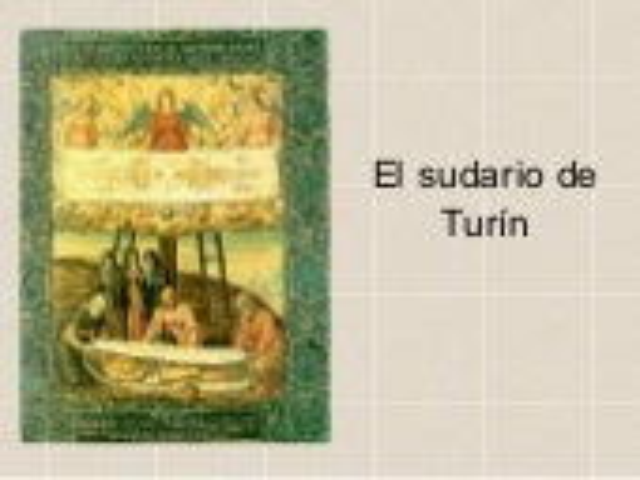 Sábana Santa de Turín
