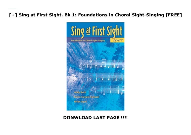 A Manual for Teachers of Singing and for Choir Directors The Diagnosis and Correction of Vocal Faults