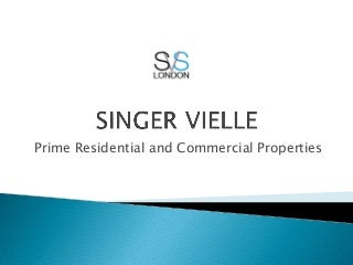 Singer Vielle - Property Investment Agency