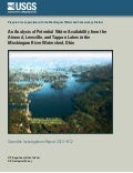 USGS Report on Water Withdrawals from 3 Reservoirs in Eastern Ohio for Fracking