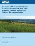 USGS Report on Naturally Occurring Methane in NY Water Wells - NOT Caused by Fracking!