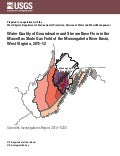 USGS Report: Water Quality in Mon River Basin Shows No Harm from Marcellus Shale Drilling