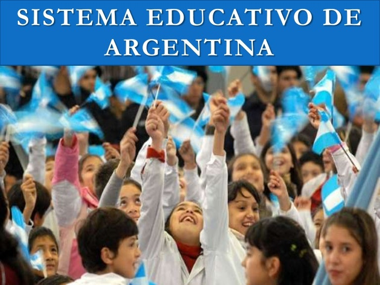 Sistema Educativo Argentina