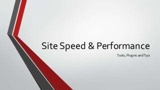 speed test site
