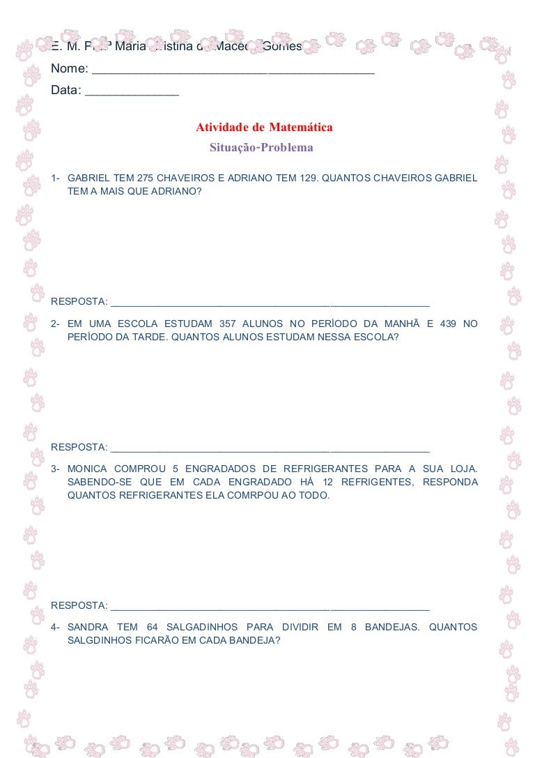 Situacoes Problema Docx