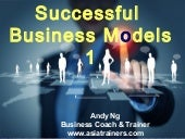 Siuccessful business models